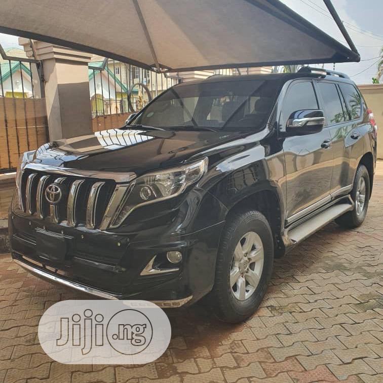 Toyota Land Cruiser Prado 2014 VX Black | Cars for sale in Lekki, Lagos State, Nigeria