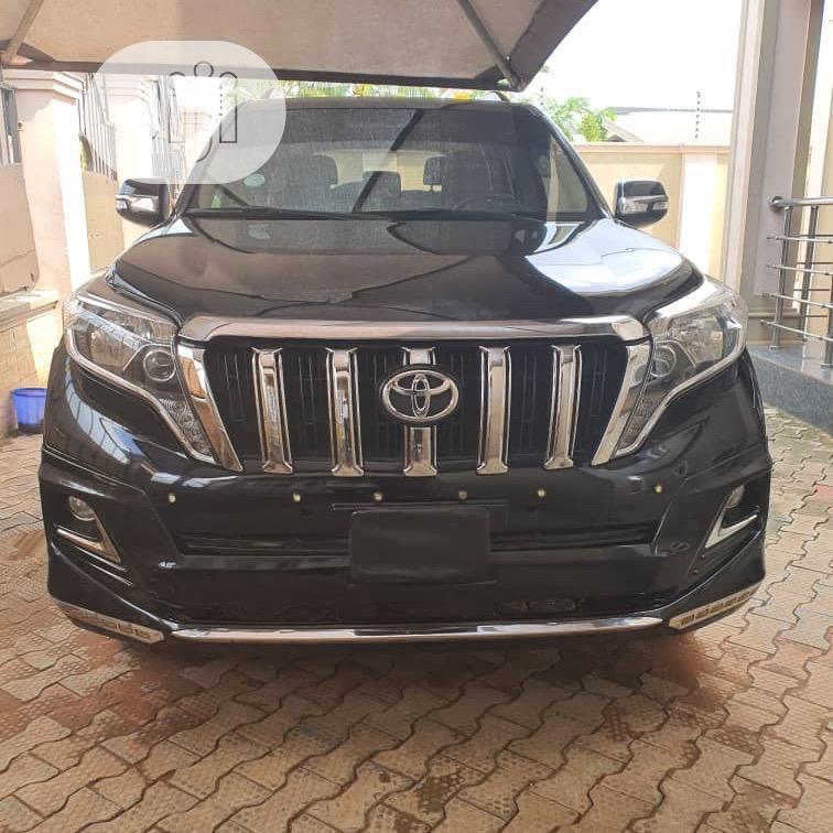 Toyota Land Cruiser Prado 2014 VX Black