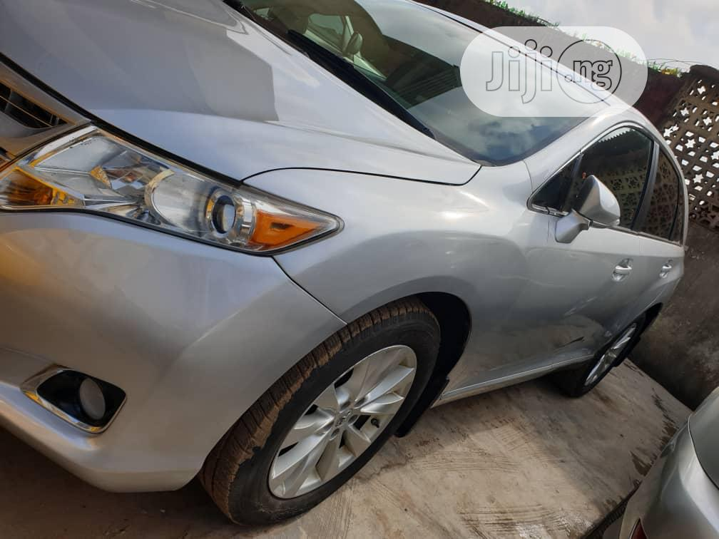 Toyota Venza 2014 Silver | Cars for sale in Ikeja, Lagos State, Nigeria