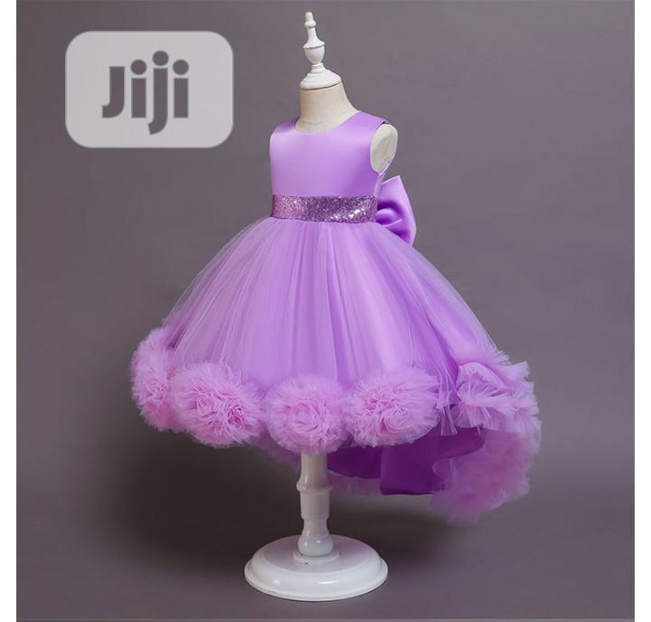 Girl's Princess Ball Gown