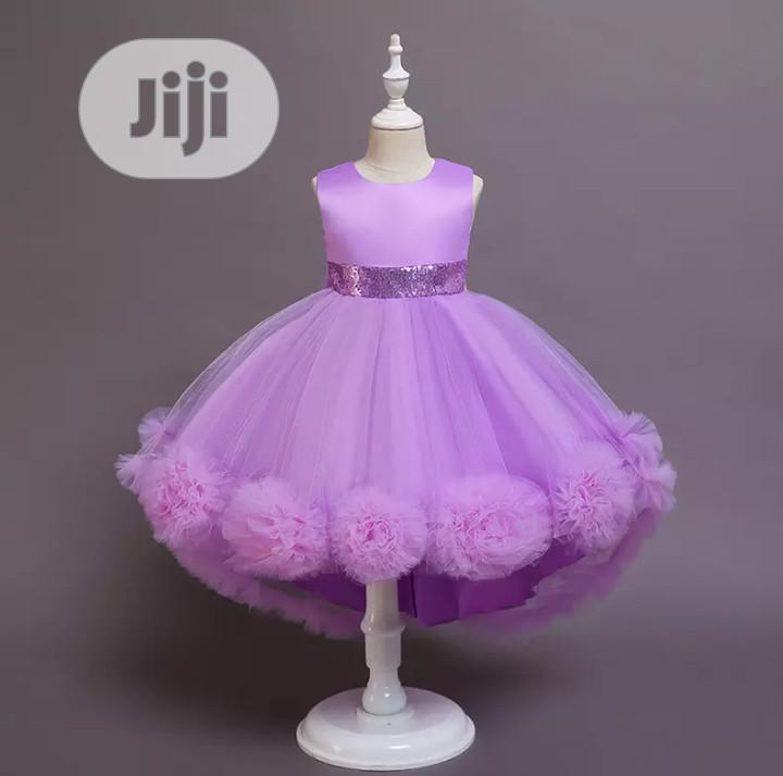 Girl's Princess Ball Gown | Children's Clothing for sale in Lugbe District, Abuja (FCT) State, Nigeria