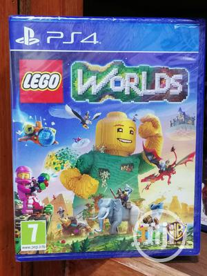 Lego Worlds (Ps4) | Video Games for sale in Lagos State, Lagos Island (Eko)