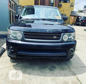 Land Rover Range Rover Sport 2011 HSE 4x4 (5.0L 8cyl 6A) Blue   Cars for sale in Lagos State, Abule Egba