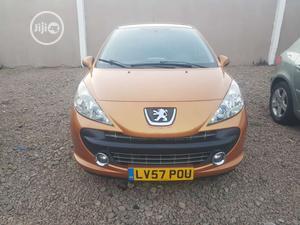 Peugeot 207 2007 1.6 RC Orange | Cars for sale in Kaduna State, Kaduna / Kaduna State