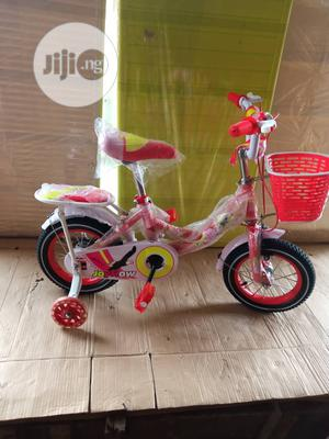 Pink Children Bicycle   Toys for sale in Lagos State, Ajah