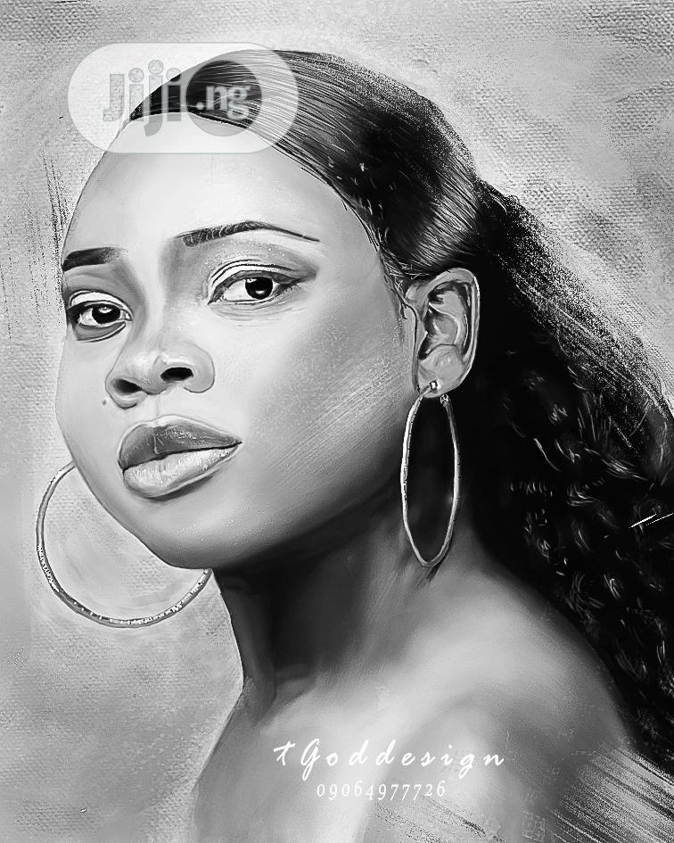 Archive: Portrait Painting