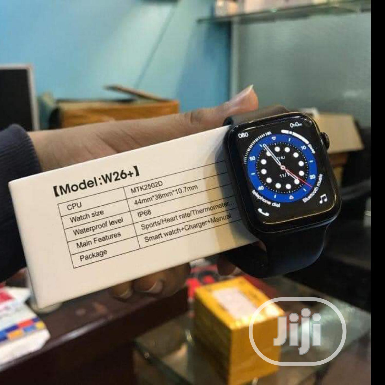 W26+ Plus IWO13 Hiwatch6 Series6 Watch 6 Smart Watch