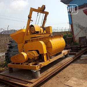 Concrete Mixer Model Js 500   Heavy Equipment for sale in Lagos State, Ibeju