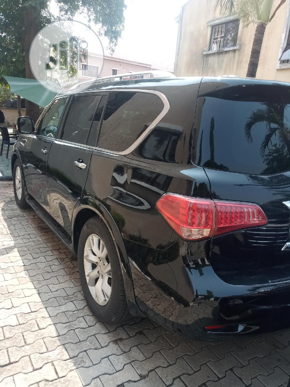 Infiniti QX56 2011 Black   Cars for sale in Victoria Island, Lagos State, Nigeria