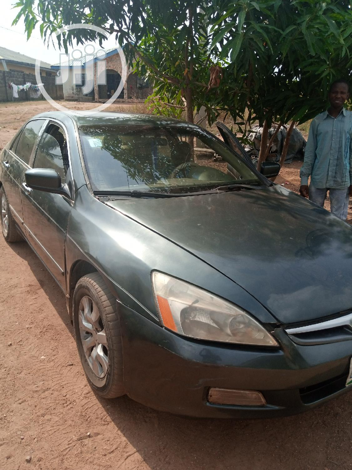 Archive: Honda Accord 2005 2.0 Comfort Automatic Green