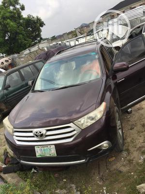 Toyota Highlander 2013 Limited 3.5L 2WD Red   Cars for sale in Delta State, Warri