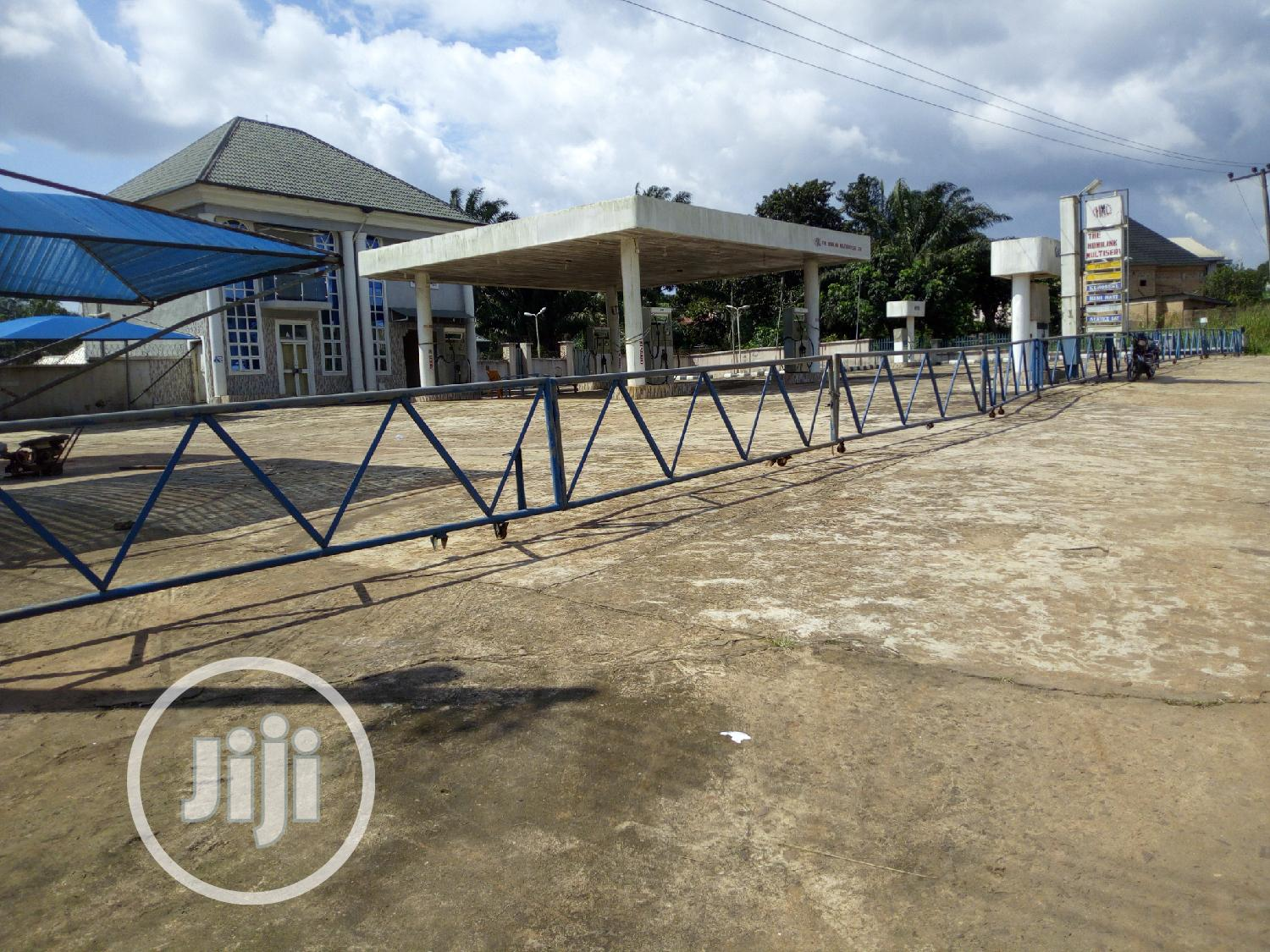 Archive: Filling Station With for Sale