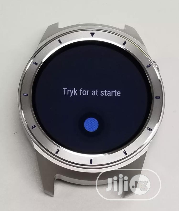 Archive: ZTE ZW10 Smart Watch