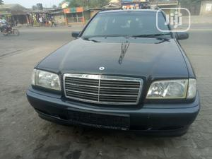 Mercedes-Benz C240 2002 Blue   Cars for sale in Lagos State, Amuwo-Odofin