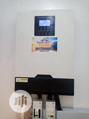 Extreemly Rugged 5kva Solar Inverter Installation   Solar Energy for sale in Lagos State, Ajah