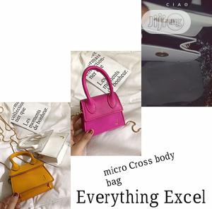 High Quality Mini Bag . Yellow, White, Pink Available | Bags for sale in Delta State, Ugheli