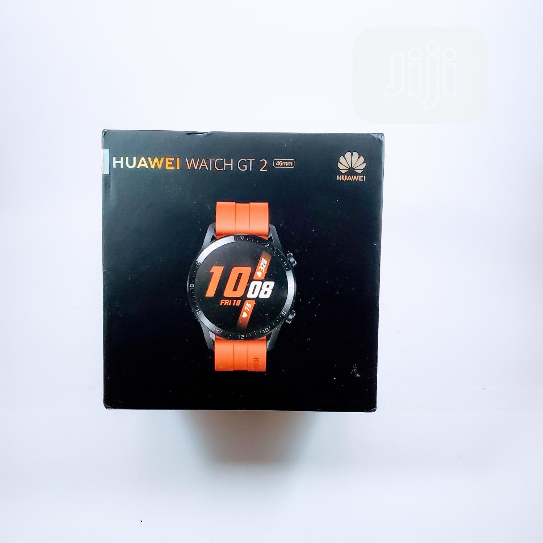 Archive: Huawei Watch GT 2 46mm Full Smartwatch