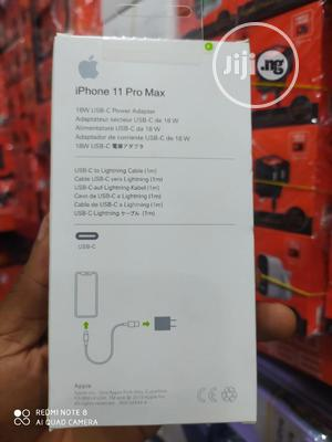 iPhone 11 Pro Max Power Adapter   Accessories for Mobile Phones & Tablets for sale in Lagos State, Ikeja