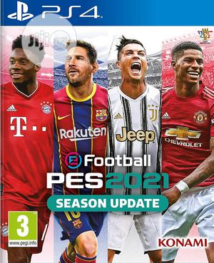 Efootball Pes 2021 Season Update (Ps4) | Video Games for sale in Lagos State, Ajah