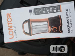 Lontor Ctl-0l150 Rechargeable LED Lamp | Home Accessories for sale in Lagos State, Ikorodu