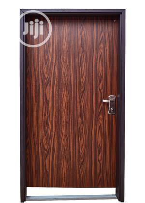 Extra Wide(1.1M ) Israeli Bunker Security Door | Doors for sale in Lagos State, Isolo