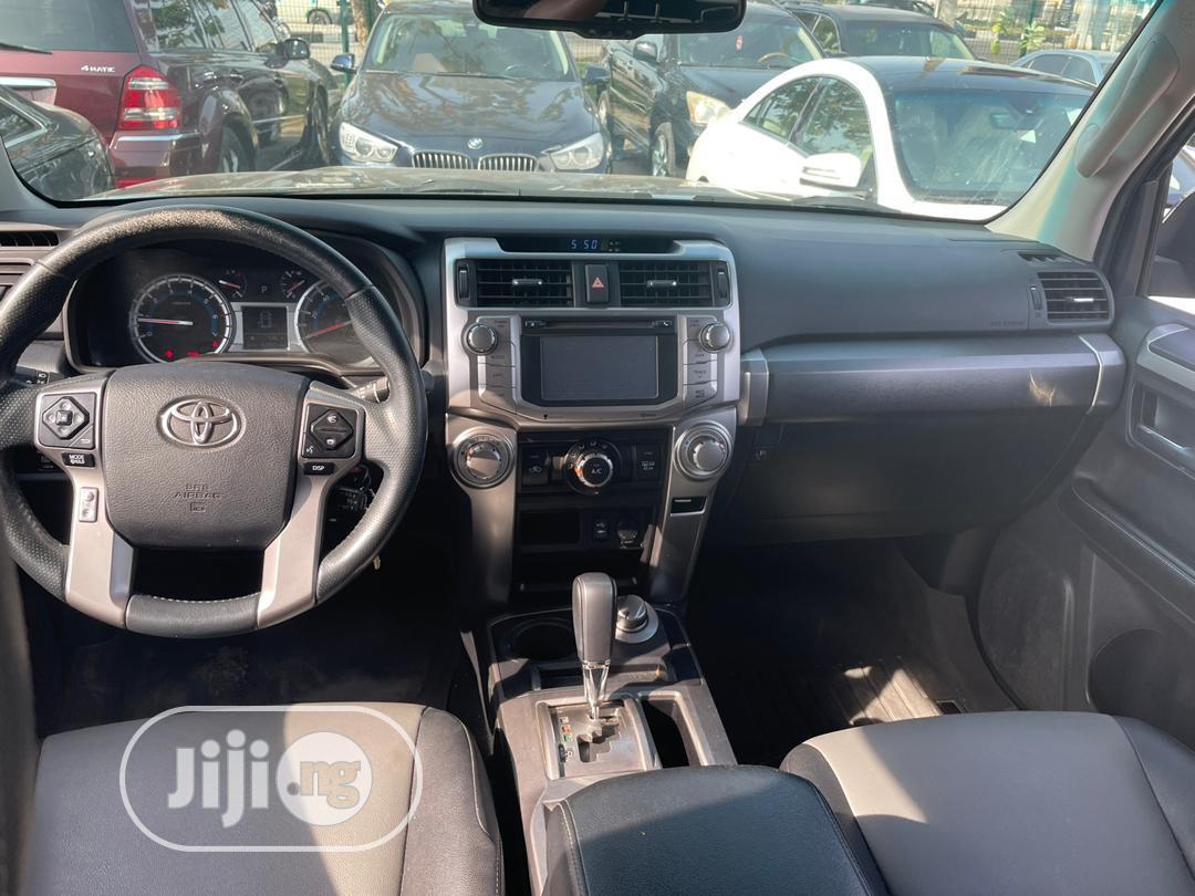 Toyota 4-Runner 2015 Black | Cars for sale in Lekki, Lagos State, Nigeria