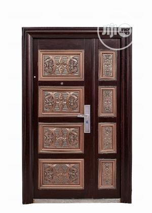 Four Panel Heavy Duty Steel Security Door   Doors for sale in Delta State, Warri