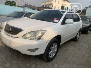 Lexus RX 2008 350 AWD White | Cars for sale in Lagos State, Ikeja
