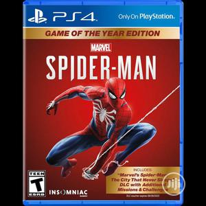 Spider-Man - Ps4 | Video Games for sale in Lagos State, Ajah