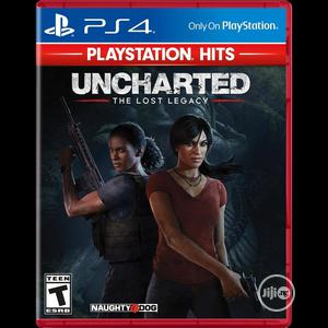 PS4 Uncharted: The Lost Legacy - Playstation 4 Hits | Video Games for sale in Lagos State, Ajah