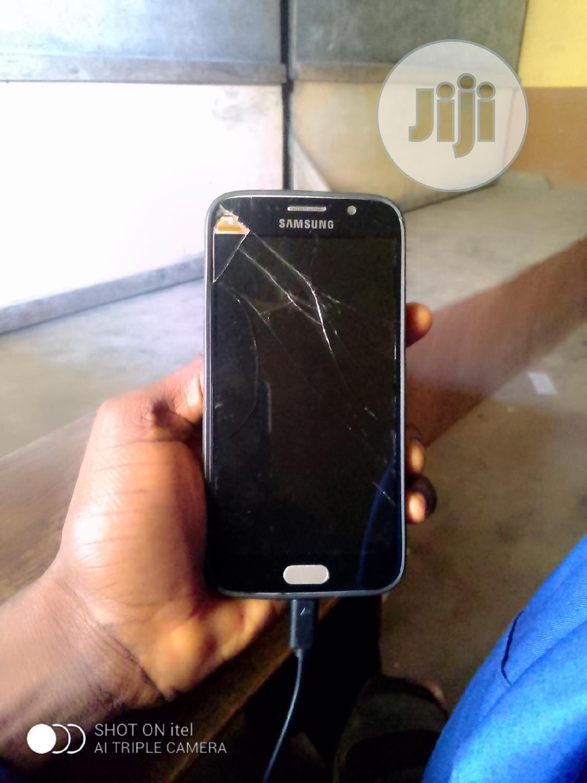Archive: Samsung Galaxy S6 128 GB Gold