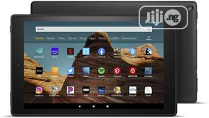 New Amazon Fire HD 10 32 GB Black   Tablets for sale in Lagos State, Ajah