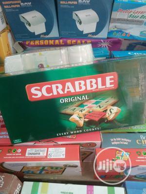 Scrabble Game   Books & Games for sale in Lagos State, Lagos Island (Eko)
