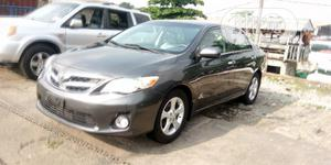 Toyota Corolla 2010 Gray | Cars for sale in Lagos State, Apapa