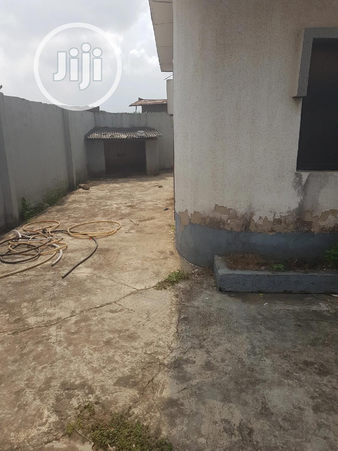 3 Bedroom Flat and Mini Flats on a Full Plot of Land | Houses & Apartments For Sale for sale in Alimosho, Lagos State, Nigeria