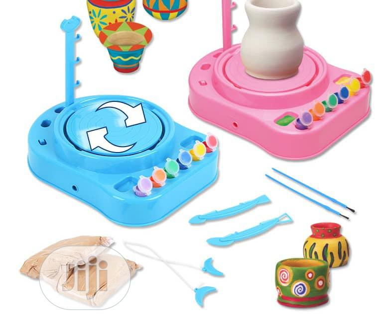 Electric Pottery Workshop With Clay | Toys for sale in Maryland, Lagos State, Nigeria