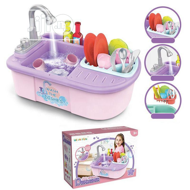 Dishwasher Kitchen Set | Toys for sale in Maryland, Lagos State, Nigeria