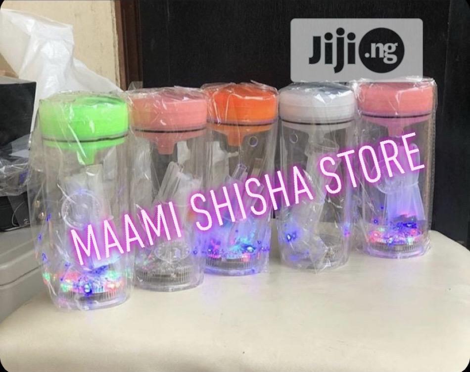 Acrylic Led Mini Shisha