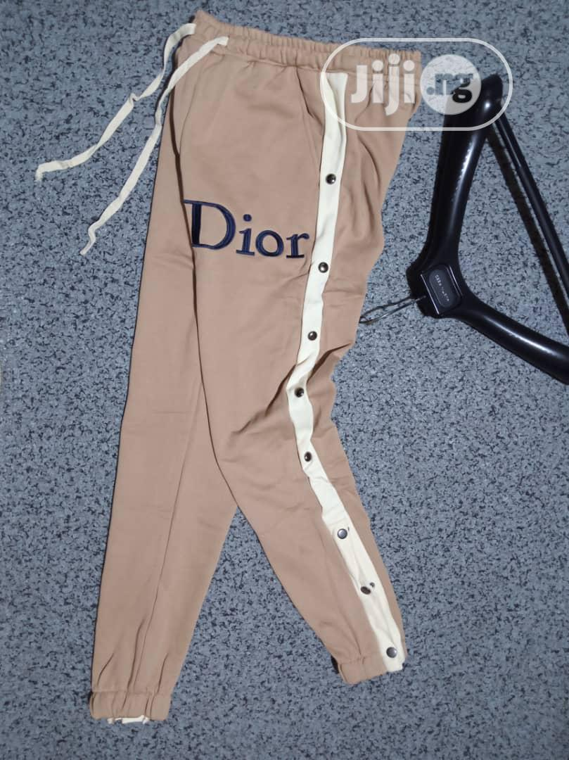 Original Dior Joggers