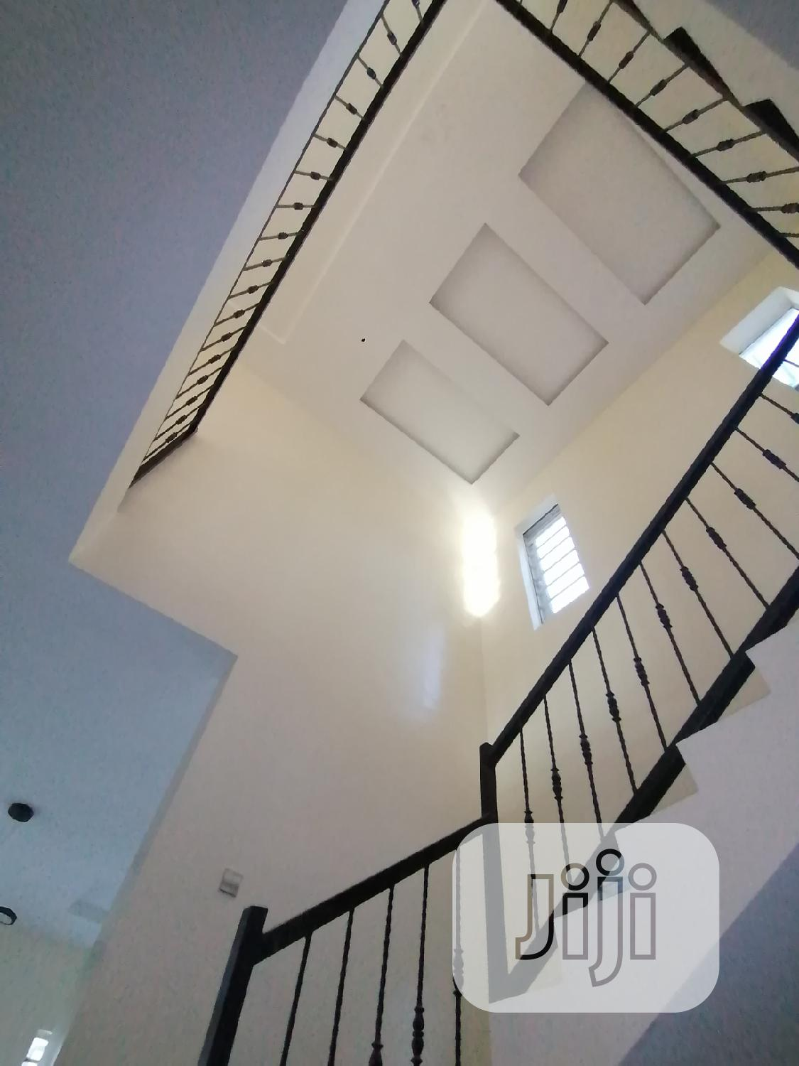 4 Bedroom Fully Detached Duplex With A Room Bq | Houses & Apartments For Sale for sale in Sangotedo, Ajah, Nigeria