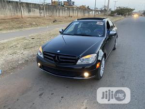 Mercedes-Benz C300 2008 Black | Cars for sale in Abuja (FCT) State, Wuye