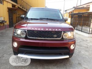 Land Rover Range Rover Sport 2009 HSE 4x4 (4.4L 8cyl 6A) Red | Cars for sale in Lagos State, Ikeja