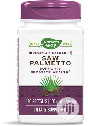 Super Saw Palmetto / 180 Softgels   Vitamins & Supplements for sale in Lagos State, Ojo