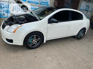Nissan Sentra 2007 White | Cars for sale in Lagos State, Oshodi