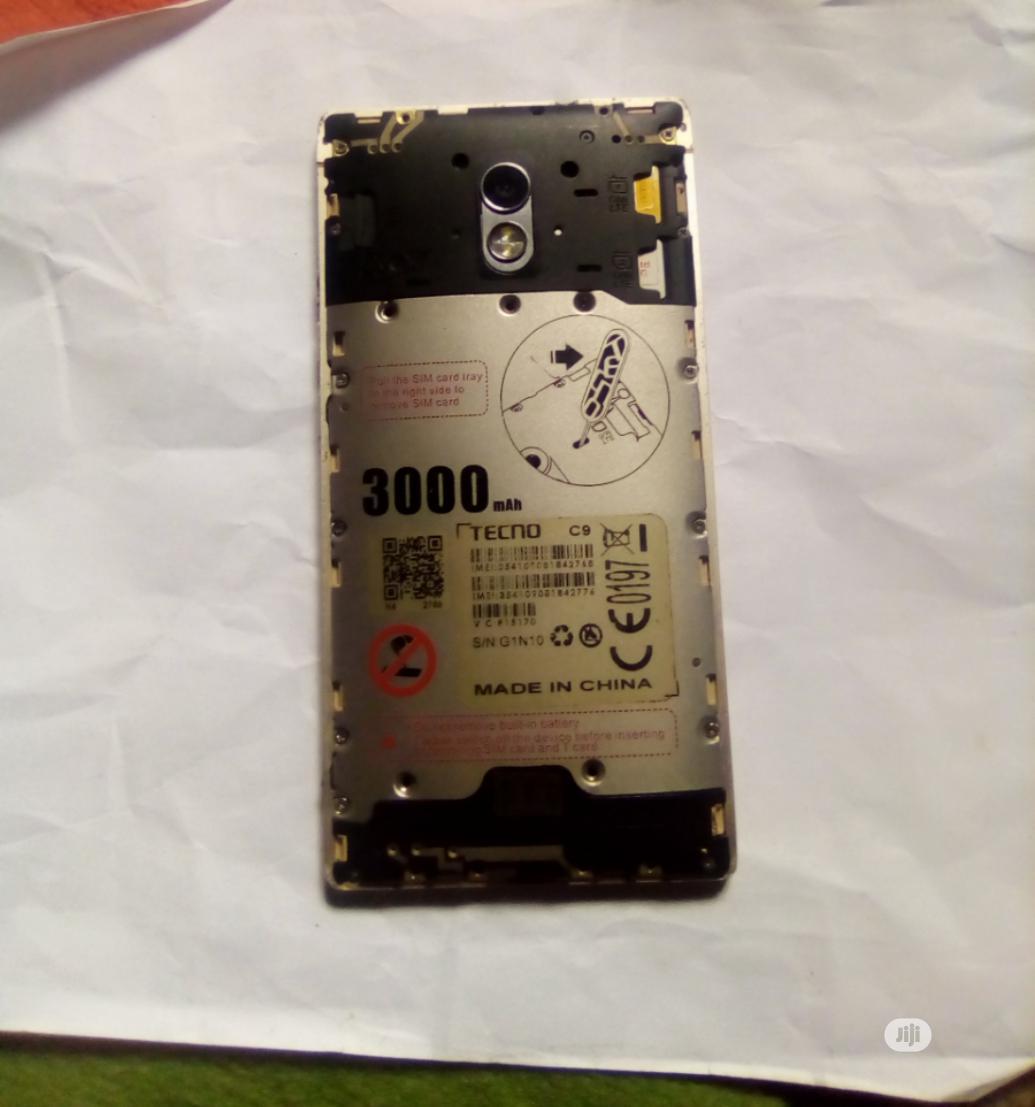 Tecno Camon C9 16 GB Gold | Mobile Phones for sale in Ikeja, Lagos State, Nigeria