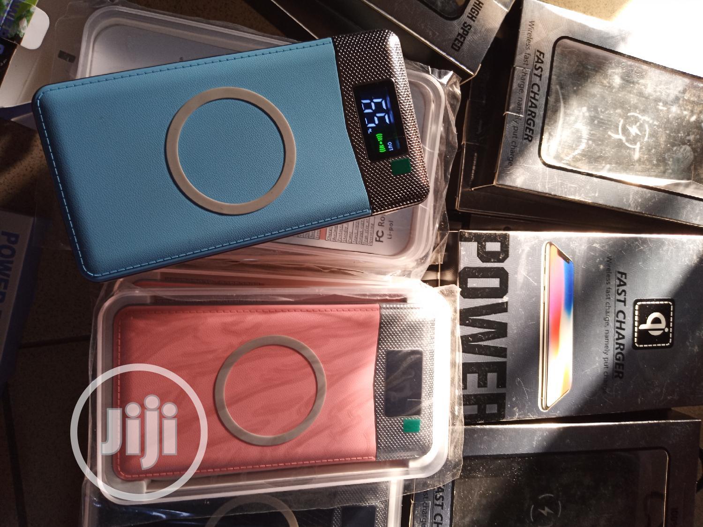 Archive: 10,000MAH Wireless Powerbank