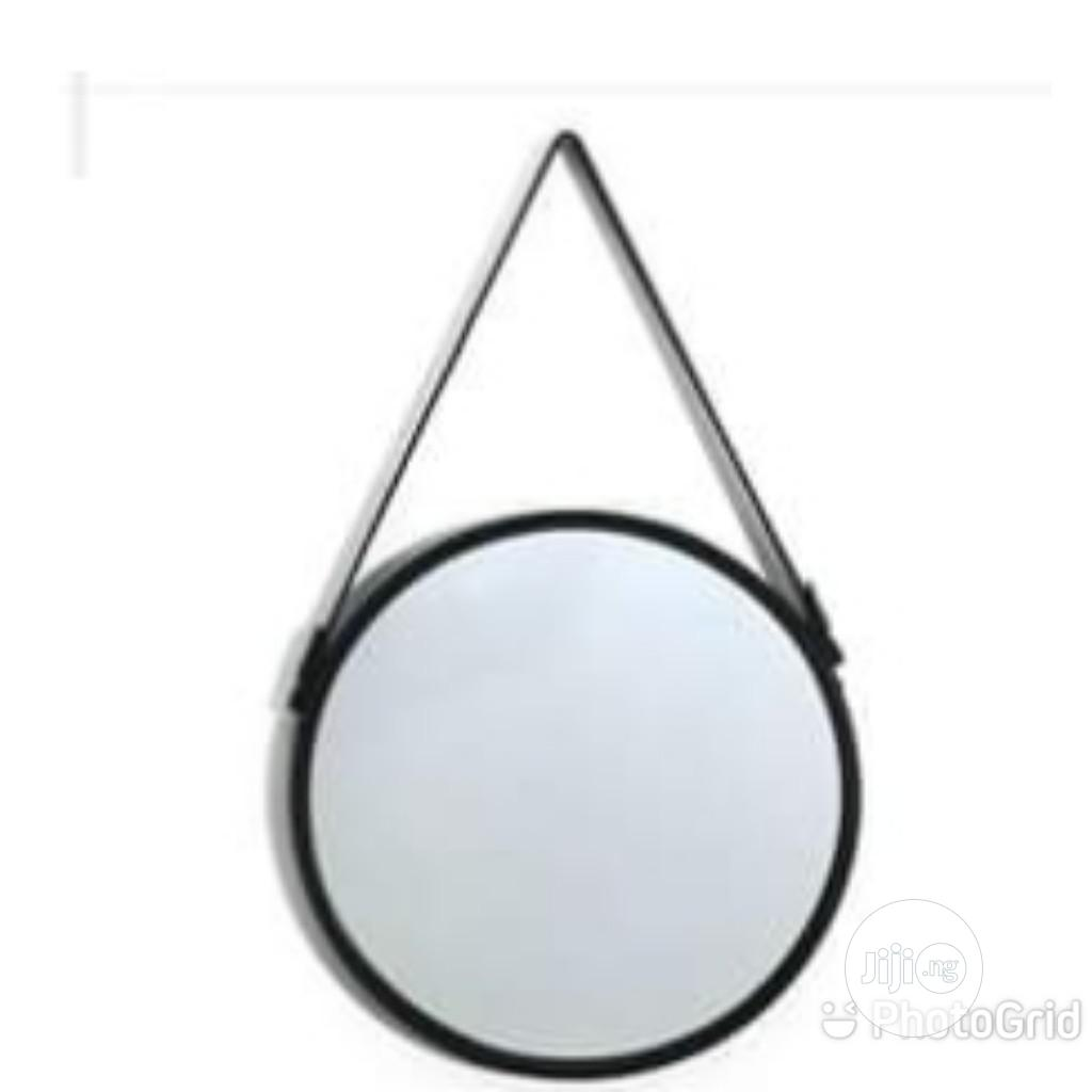 Hanging Decorative Mirror | Home Accessories for sale in Lagos Island (Eko), Lagos State, Nigeria