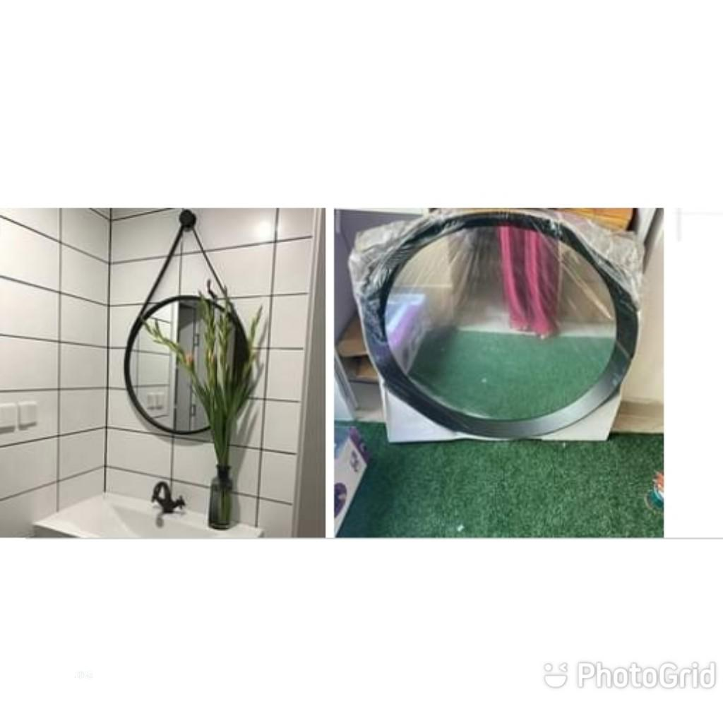 Hanging Decorative Mirror
