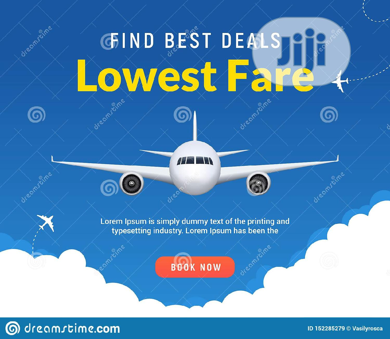 Archive: Affordable Flight Ticket