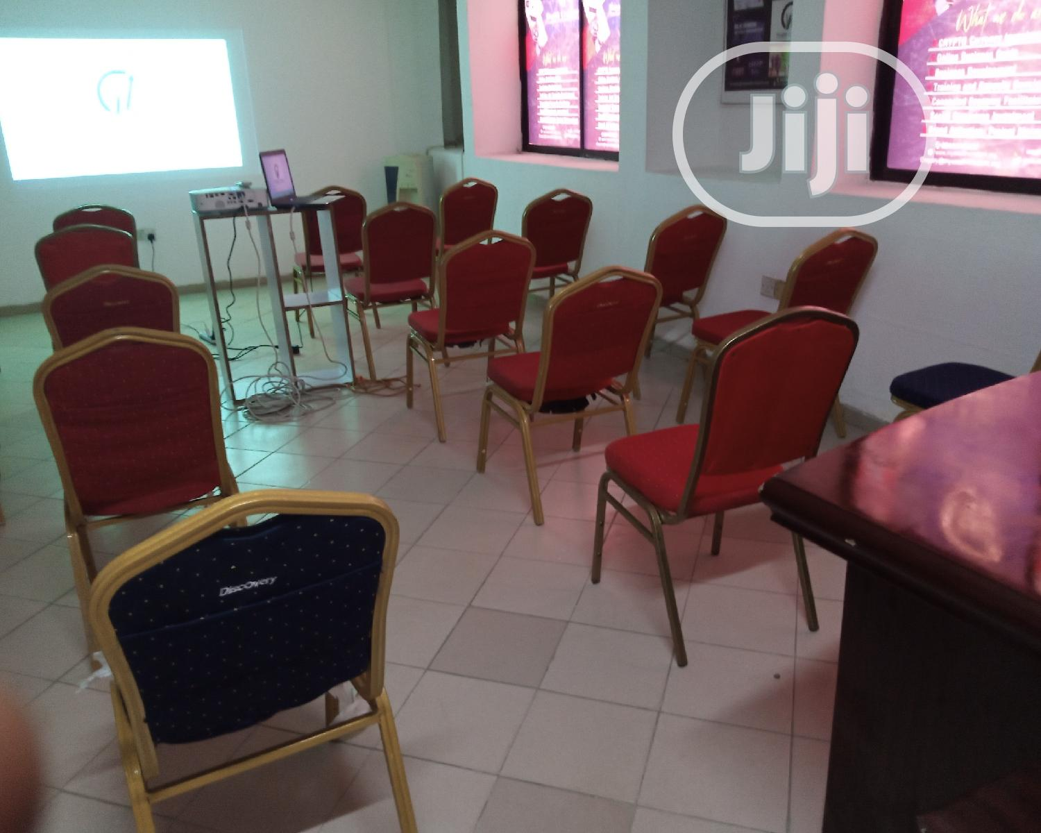 Archive: Training Hall and Seminar Space in the Heart of Abuja.
